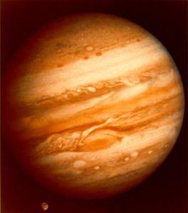 Retrograde Jupiter